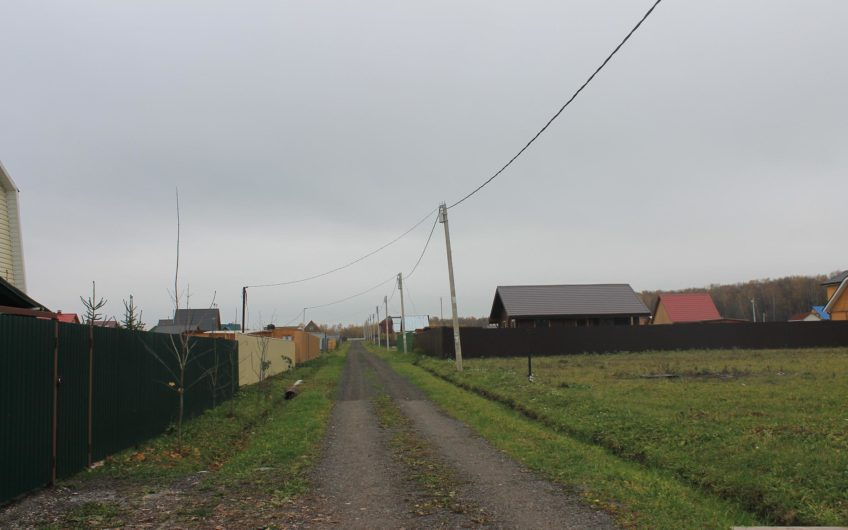 """8 соток в СНТ """"Ветеран-7"""" вблизи д. Юрьевка"""