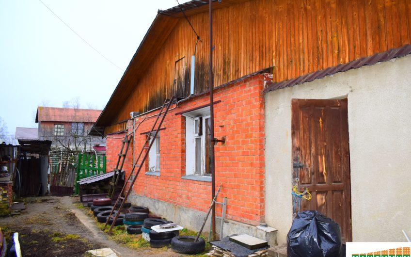 Доля дома в Домодедово, мкр. Востряково