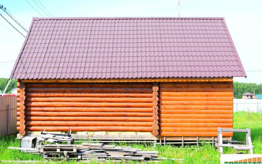 """Дача в ДНП """"Лисичкино"""" вблизи д. Кишкино Ступинского района"""