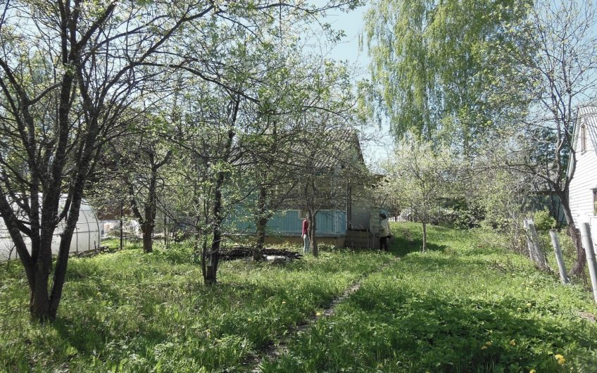 """6 соток в СНТ """"Вельяминово"""" с домиком"""