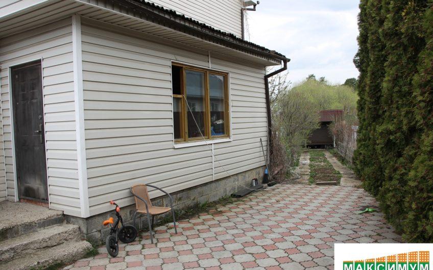 1/2 доля дома в Домодедово, мкр. Барыбино