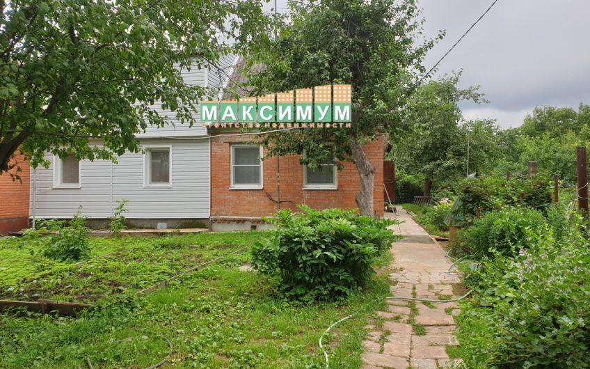 Часть жилого дома в мкр. Барыбино