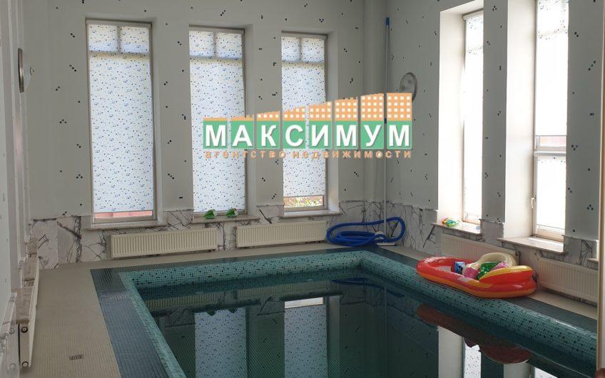Усадьба 630 кв.м. в Домодедово