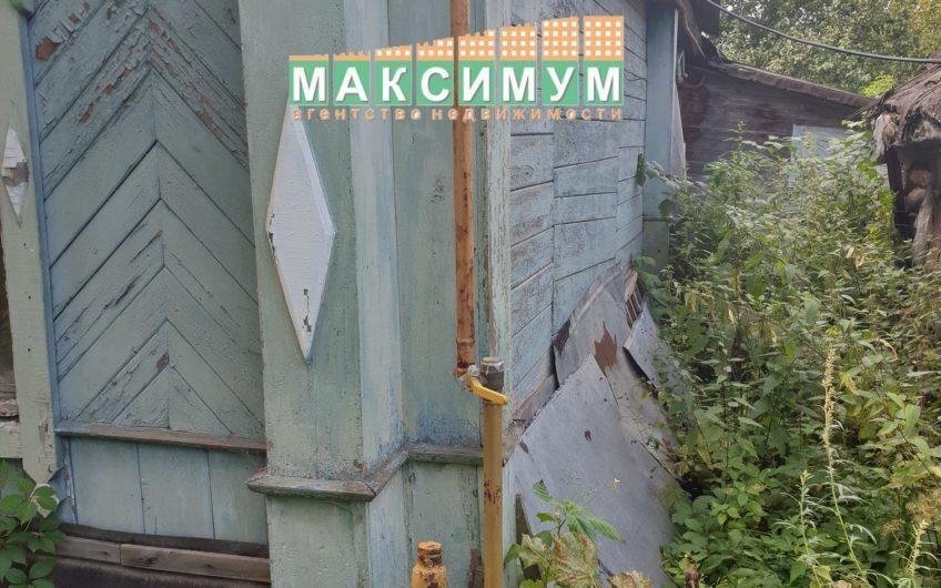6 соток со старым домом под снос в д. Красино. ПМЖ