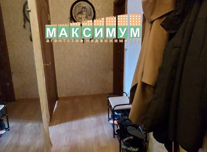 2 комнатная квартира в Домодедово, ул. Текстильщиков. д.5