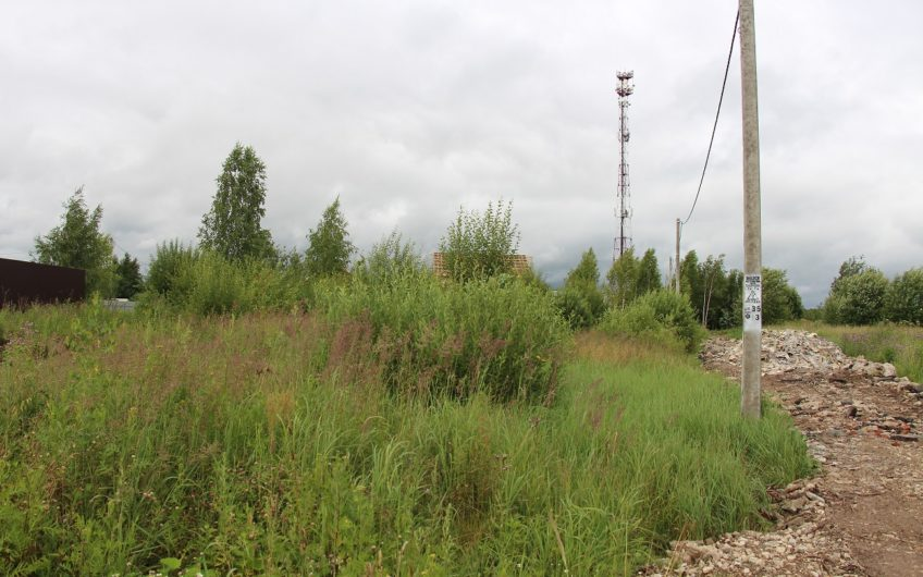 11 соток в Ленинском районе, д. Коробово