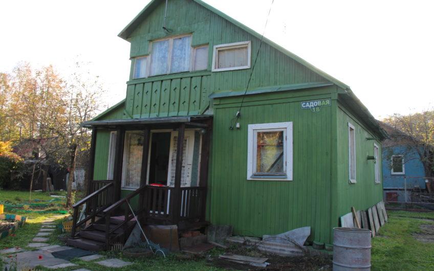 """Дача в вблизи с. Вельяминово, СНТ """"Просека"""""""