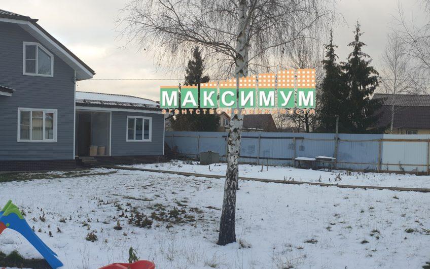 """Жилой дом для круглогодичного проживания в Домодедово, СНТ """"Лайнер"""""""