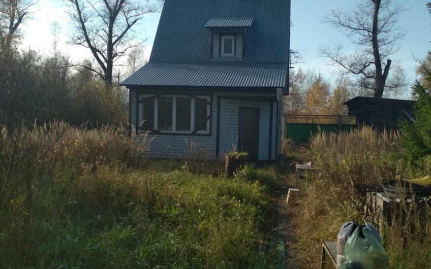 Недостроенная дача г/о Домодедово, мкр. Белые Столбы, вблизи с. Шебанцево, СНТ Матвеевка