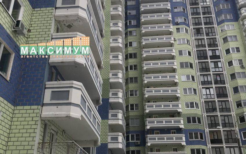 3 комнатная квартира в Домодедово, мкр. Южный, ул. Южнодомодедовская, д.16