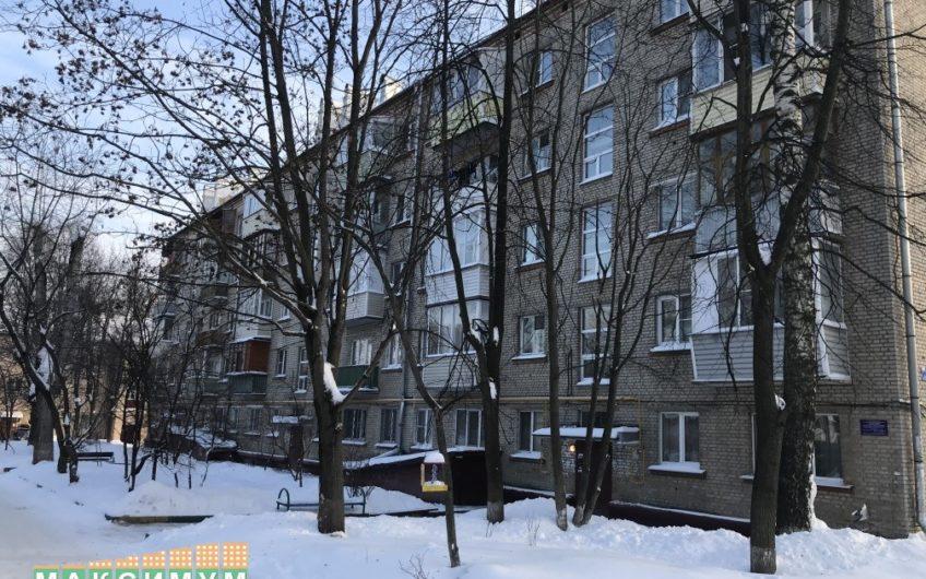 3 комнатная квартира в Домодедово. мкр. Западный, ул. Зеленая, д.89