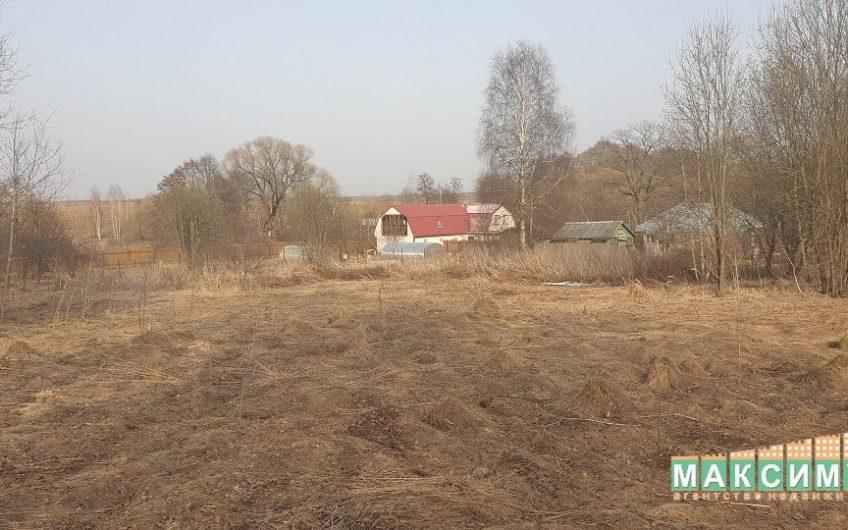 15 соток д. Бортнево г/о Домодедово, ИЖС