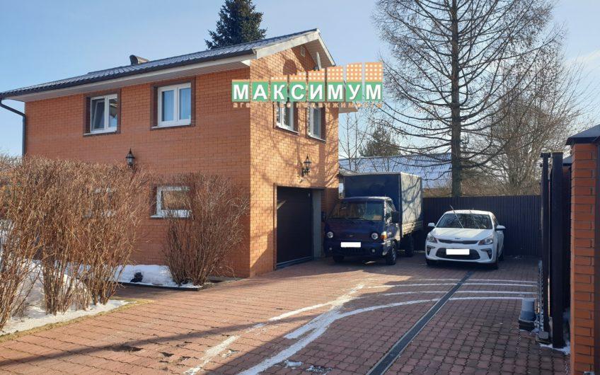 Загородный дом 250 кв.м. в д. Жеребятьево