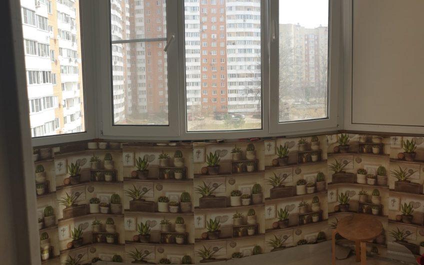 1 ком.кв., 42 кв.м., г.о. Домодедово, мкр. Северный, ул. Ломоносова, д.10