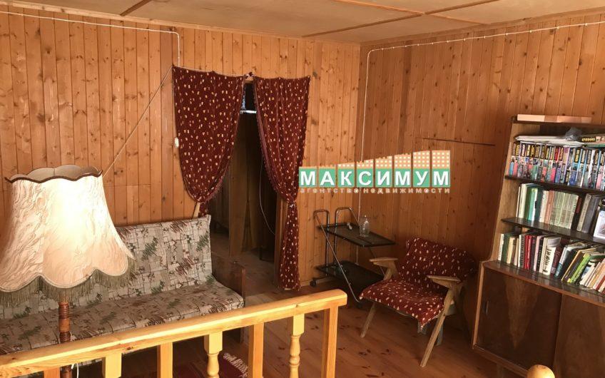 Дача 60,9 кв.м., г.о. Домодедово, мкр. Барыбино, СНТ «Звезда»