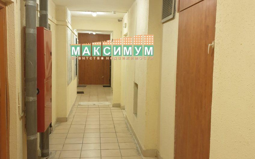 Студия 28,5 кв.м., Домодедово, мкр. Южный, ул. Курыжова, д. 14