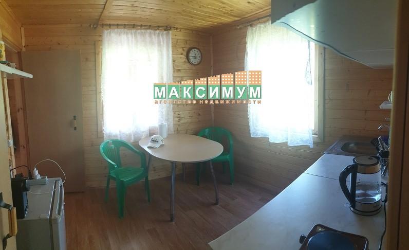 Дом-дача на берегу реки «Оки» в Тульской области, вблизи д. Хорошевка в СНТ «Василек-1»
