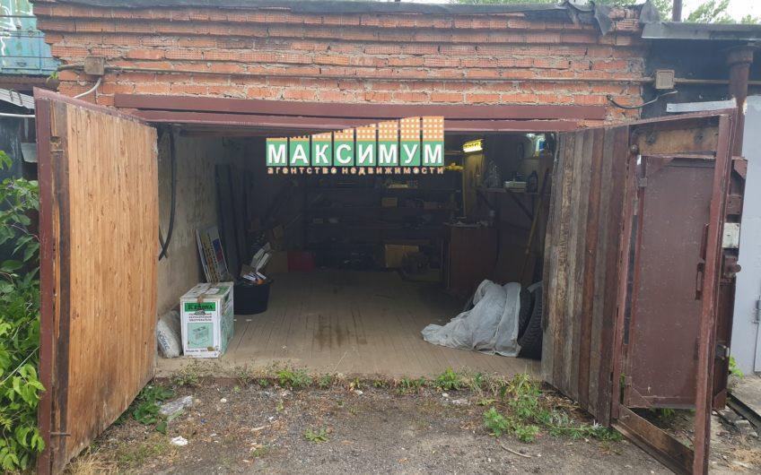 Продаётся гаражный бокс с подвалом в г.Домодедово, мкр. Центральный, ул.Восточная(ГСК Теплосеть)