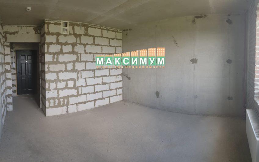 Продается студия, Домодедово в мкр. Востряково, по улице Донская, д. 1 в ЖК «Город счастья»