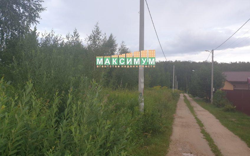 Продается участок 15 соток, г.Ступино, с.Татариново