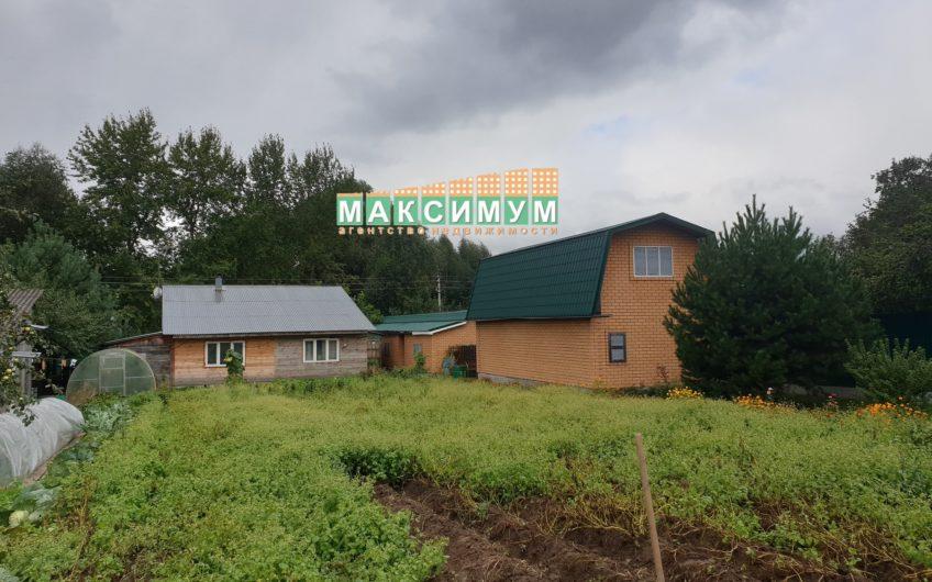 Продается дом и участок 23.5 соток, Домодедово, мкр.Южный, д.Редькино