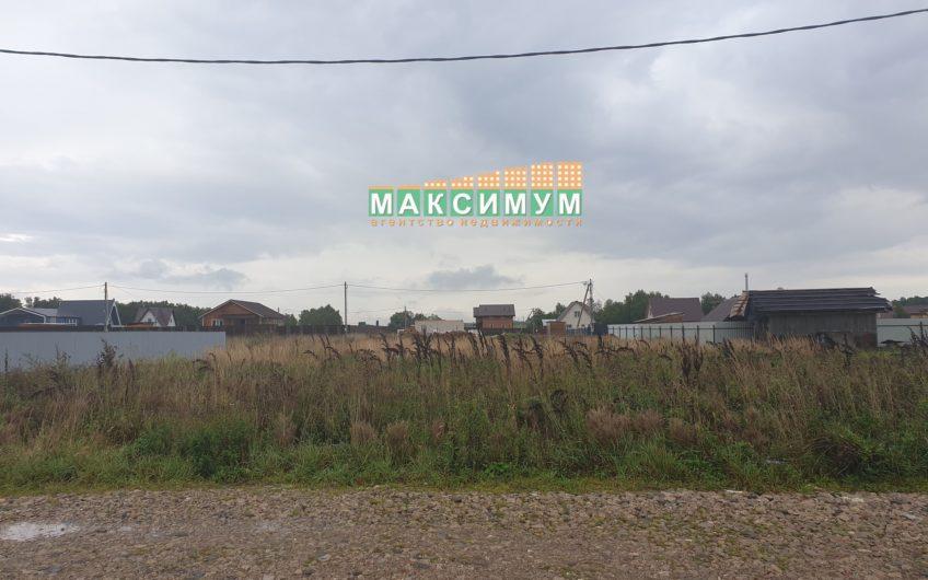 """Продается земельный участок 10 соток, Домодедово, вблизи д. Шишкино в кп """"Шишкин лес"""""""