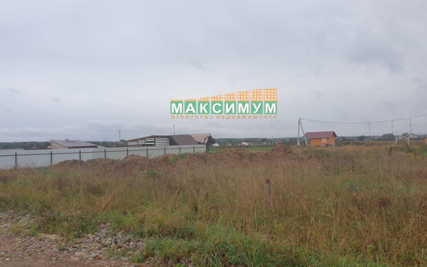 """Продается земельный участок 9,1 сотка, Домодедово, вблизи д. Шишкино в кп """"Шишкин лес"""""""